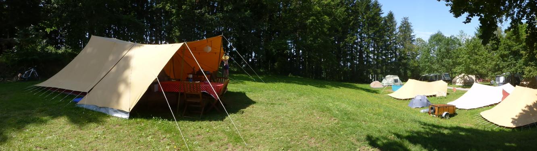 location tente camping 6 personnes